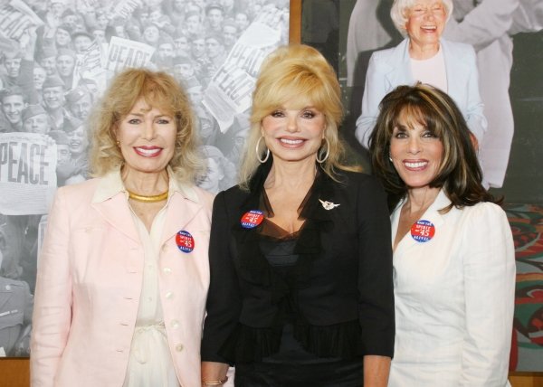 Loretta Swit, Loni Anderson and Kate Linder