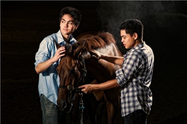 Concepcion And Mañalac Alternate As Alan Strang In Repertory Philippines' EQUUS, 7/9-7/25