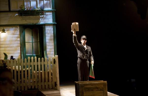 Marshall Lancaster (Mr Perks)