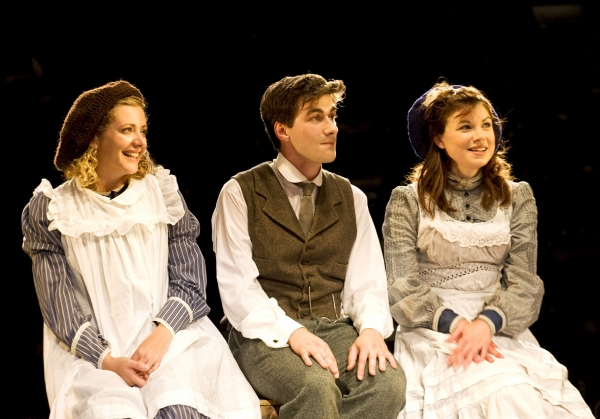 Photo Flash: THE RAILWAY CHILDREN At The Waterloo Station Theatre