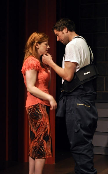 Mariana Fernandez and Shane Chuvalas