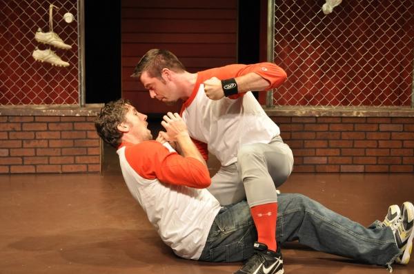 Ryan Artzberger and Shane Chuvalas