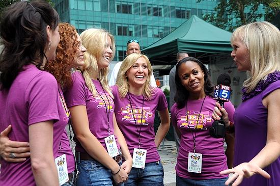 Wendi Bergamini, Kristen Beth Williams, Chelsea Krombach, Sarah Jane Everman & Nikki Renee Daniels (Promises, Promises)
