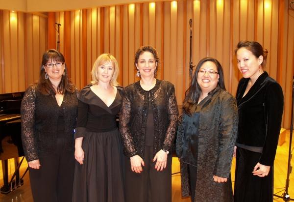 Photos: Vicki Randle Joins Vox Femina in Concert at Zipper Hall