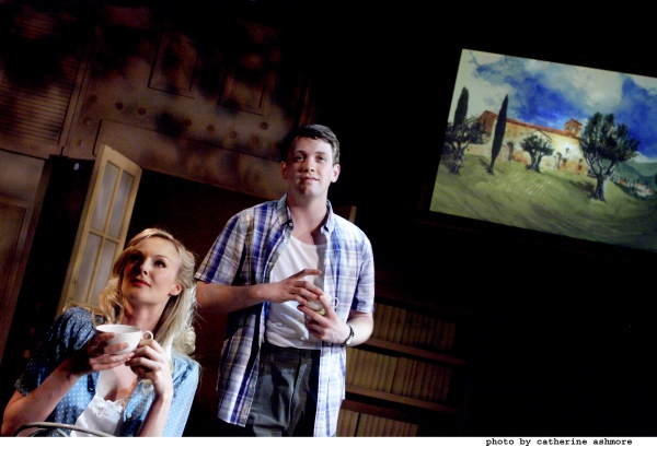 Photo Flash: ASPECTS OF LOVE At the Menier Chocolate Factory