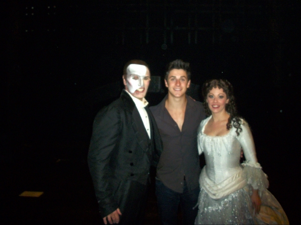 Anthony Crivello, Disney-star David Henrie, Kristi Holden