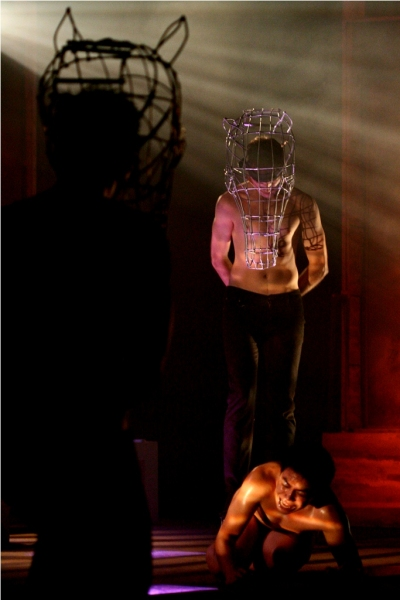 Photo Flash: EQUUS In Manila - First Look!