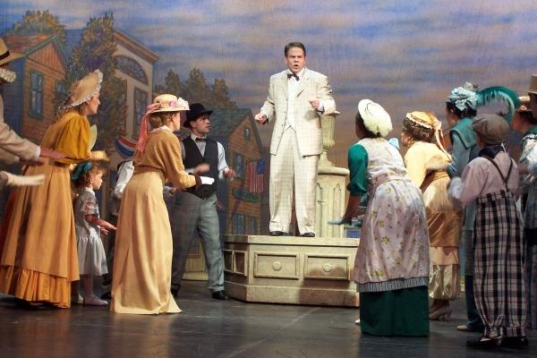 Photo Flash: Reagle Music Theatre of Greater Boston Presents THE MUSIC MAN 7/15-25
