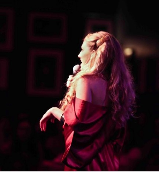 Photos: Annaleigh Ashford Plays Birdland