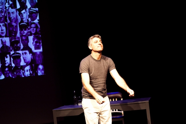 Photo Flash: ANOTHER AMERICAN: ASKING AND TELLING at the DR2 Theatre