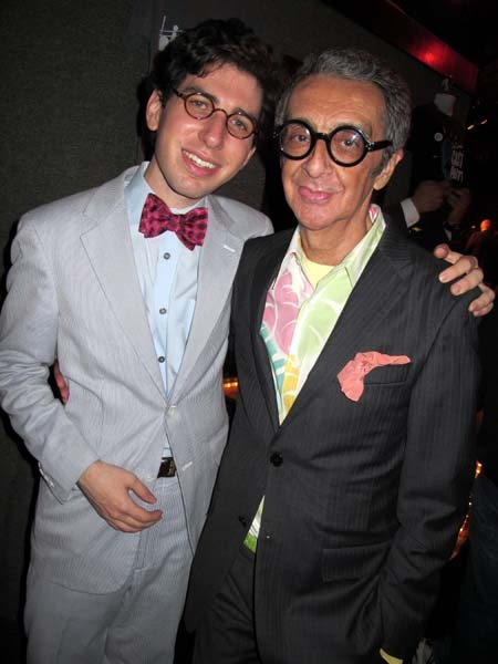 Aaron Weinstein & Robert Richards Photo
