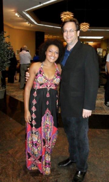 Jackie Gessert and Chuck Gessert