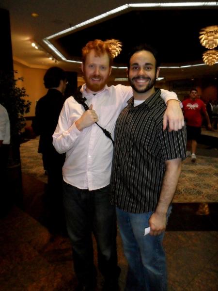 Ben Kirkberger and Daniel Castro