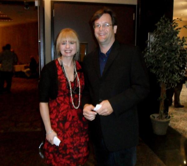 Patty Bird and Chuck Gessert