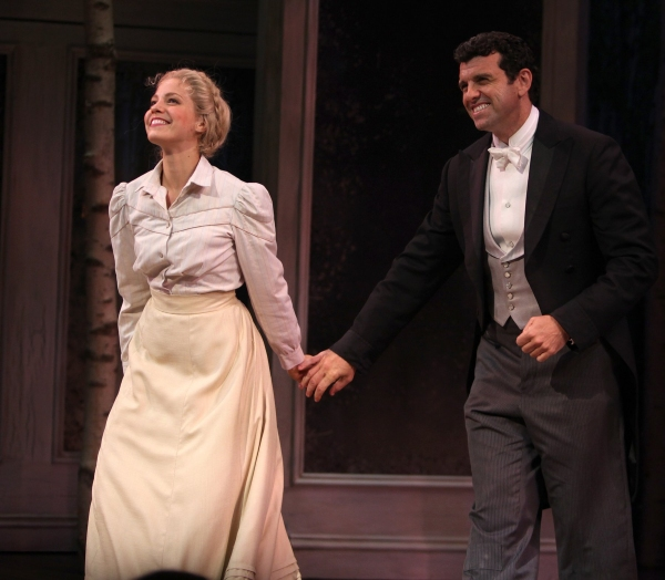Photo Coverage: Bernadette Peters and Elaine Stritch Open in A LITTLE NIGHT MUSIC