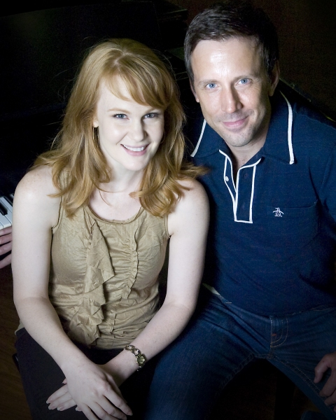 Photo Flash: Kate Baldwin and Lewis Cleale Lead Westport's I DO, I DO!