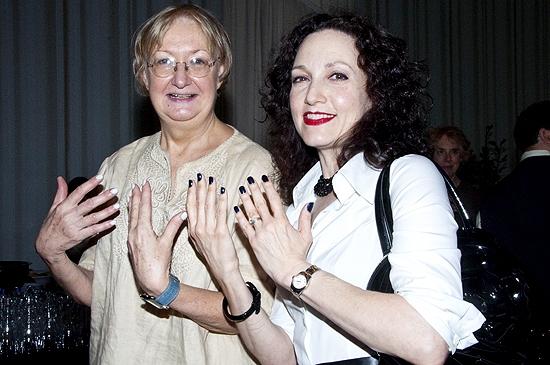 Paula Davis & Bebe Neuwirth Photo