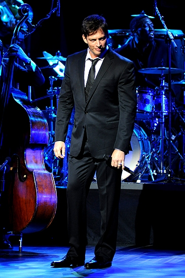 Harry Connick Jr.  at Harry Connick Jr. In Concert Opens on Broadway