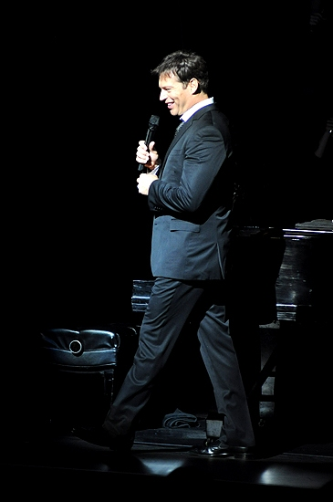 Harry Connick Jr. In Concert Opens on Broadway