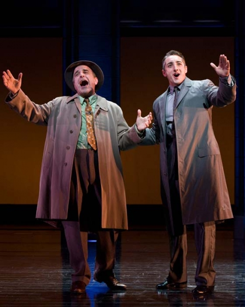 Photos: ROBIN AND THE 7 HOODS Opens at The Old Globe