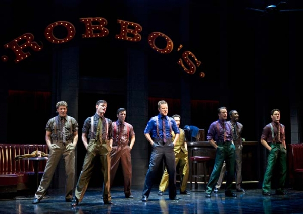 Photo Flash: ROBIN AND THE 7 HOODS Opens at The Old Globe