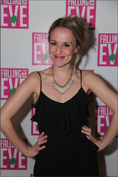 Jennifer Blood at FALLING FOR EVE Opens Off-Broadway