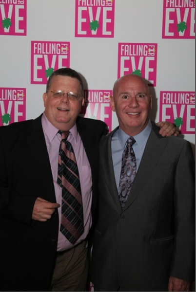 Photo Coverage: FALLING FOR EVE Opens Off-Broadway