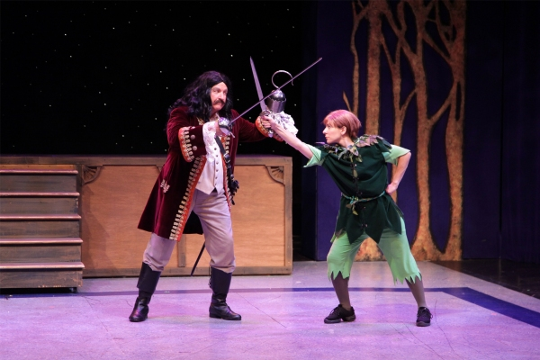 actresses who played peter pan on broadway