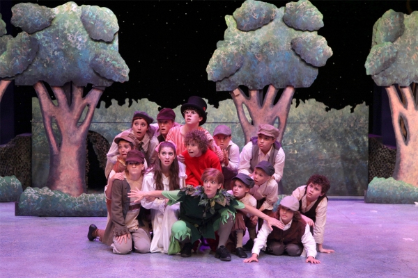 Photo Flash: PETER PAN Plays at the Westchester Broadway Theatre