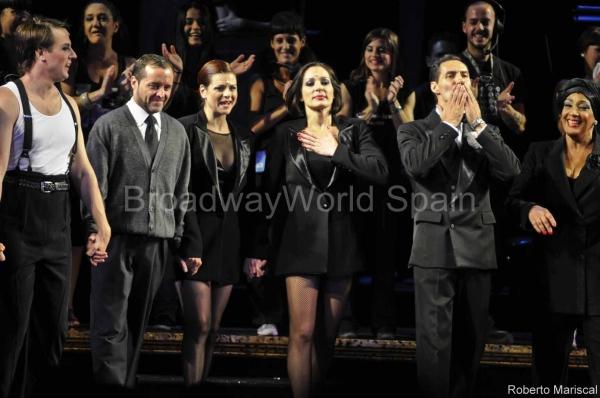 Geronimo Rauch, Fedor de Pablos, Marcela Paoli, Natalia Millan, Manuel Bandera y Lind Photo