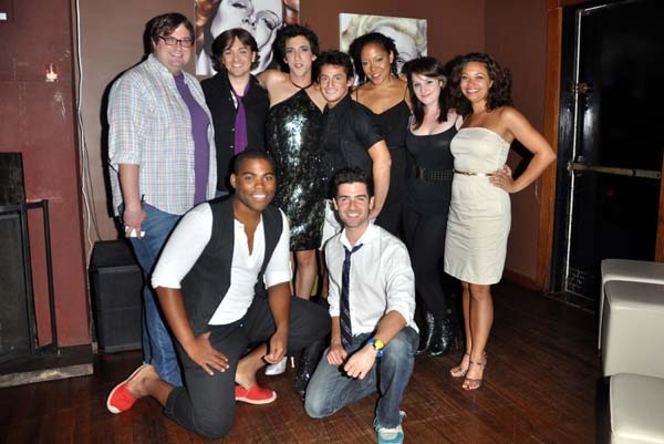 Photo Flash: Marti Gould Cummings B-day Benefit For Broadway In South Africa