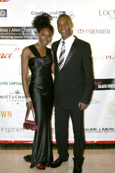 Prince Kunle & Keisha Omilana