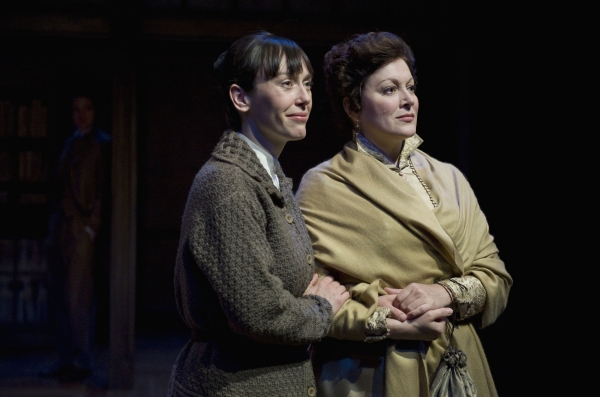 Severn Thompson and Laurie Paton in The Cherry Orchard