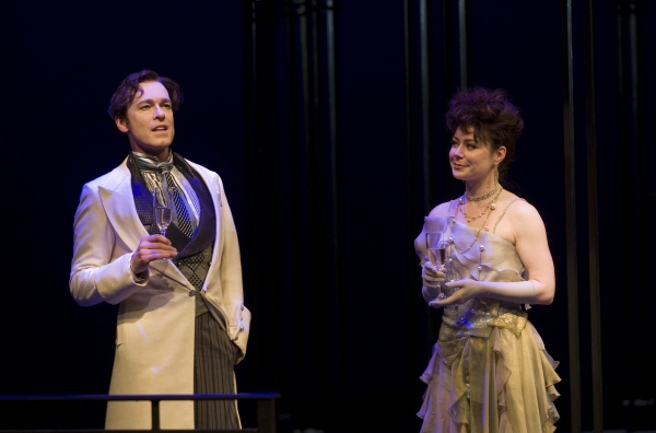 Steven Sutcliffe and Marla McLean in An Ideal Husband