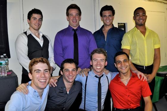 Matt Steele, Jeff Raab, Brad Giovanine, Frank Francisco, James Erickson, Jacob Smith, Photo
