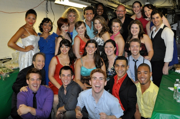 The Entire Cast of tonight's show with Scott Siegal and Scott Coulter