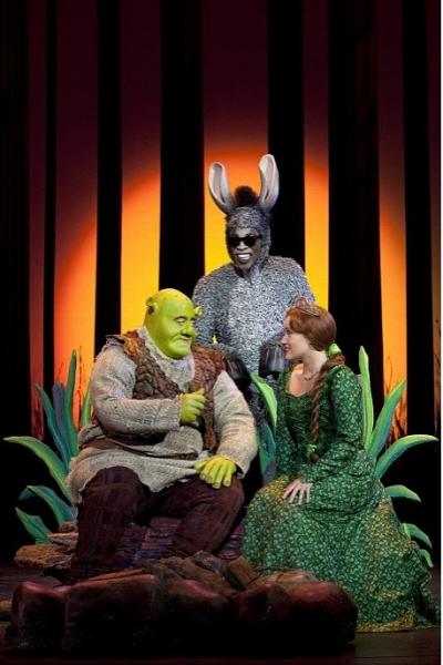 Photo Flash: SHREK National Tour - First Look!