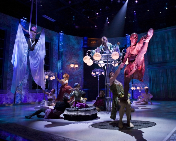 Photo Flash: La Jolla Playhouse Presents A MIDSUMMER NIGHT'S DREAM