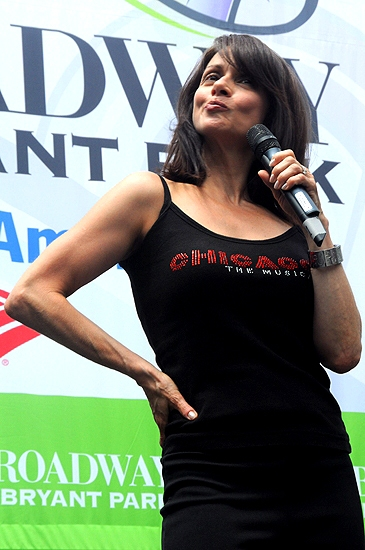 Photo Coverage: Broadway in Bryant Park, July 22