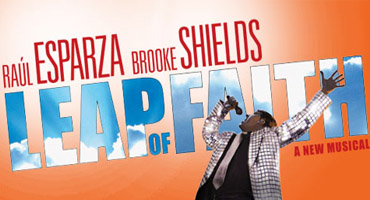 Ticketmaster Discount Code for Leap of Faith with Raúl Esparza and Brooke Shields! in Los Angeles