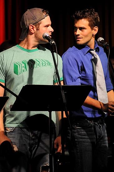 Cole Burden & Kevin Greene