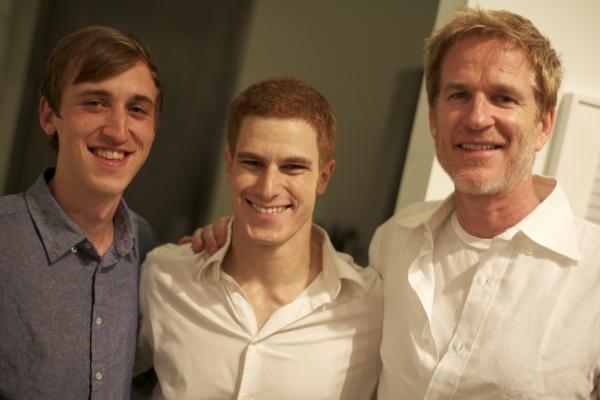 Jason Shelton, Jake Green, and Matthew Modine