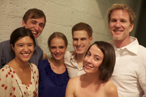 Annabel LaLonde, Jason Shelton, Susan Spratt, Jake Green, Matthew Modine, and Sofia Alvarez