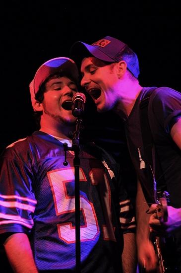 Photo Coverage: IDIOT Plays Joe's Pub for Bway Impact