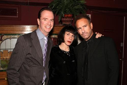Michael, Kathie Talbott & Gene Reed from The Tonics Photo