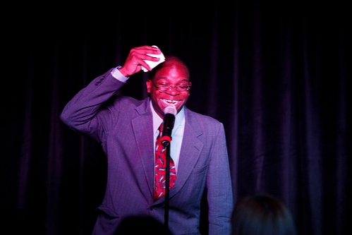 Photo Flash: Jim Caruso's Cast Party At Cabaret At The Castle
