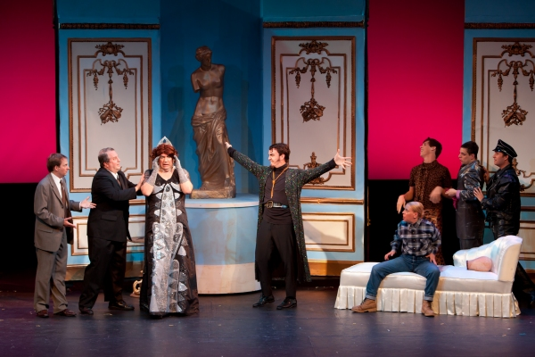 Photo Flash: Beck Center Presents The PRODUCERS