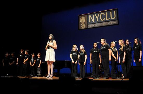 Photos: Baldwin, Luker, Rapp et al. in 'Broadway Stands Up for Freedom' Concert