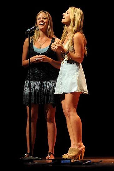 Kate Rockwell & Vanessa Ray