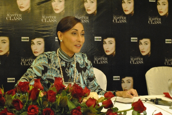 Cherie Gil:  MASTER CLASS Is Tougher Than DOUBT